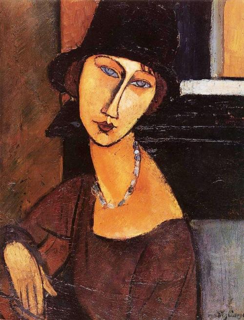 Ritratto di Jeanne Hébuterne
